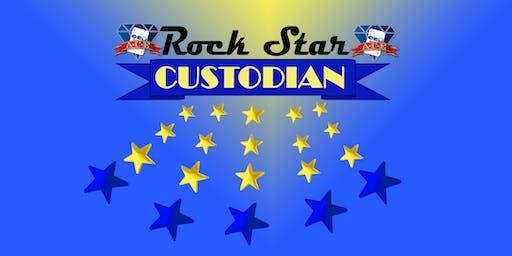 Be a Rock Star Custodian * 12/12/19 * Orlando
