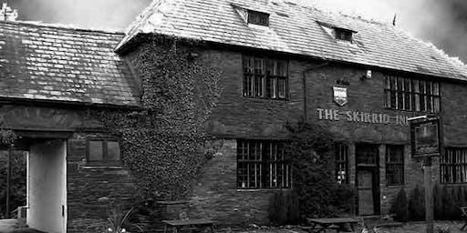 Haunted Happenings Ghost At The Skirrid Inn