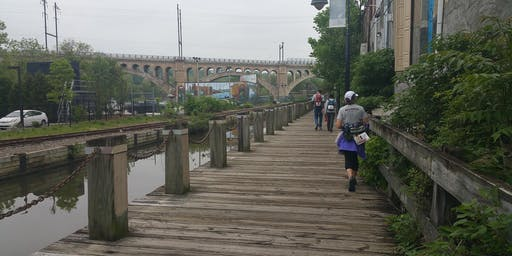 Schuylkill River Trail -- National Take a Hike Day