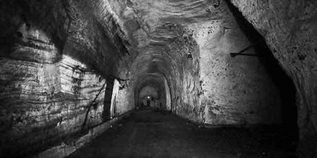 Haunted Happenings LOCKDOWN Ghost Hunt At Drakelow Tunnels tickets