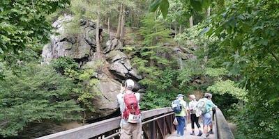 Wissahickon Trail (Fort Washington to Philadelphia walk)