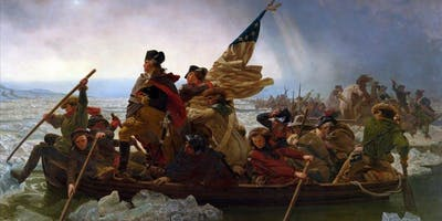 Autumn on the Delaware: Washington Crossing (Trenton to New Hope walk)
