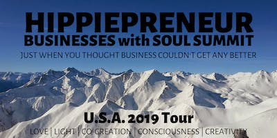 HIPPIEPRENEUR Businesses With Soul SUMMIT