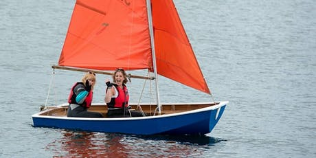Adult Level 1 and 2 RYA Sailing course 2019 tickets