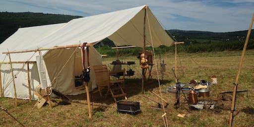 Historic Camp Reenactment & Shoot at Spring Brook