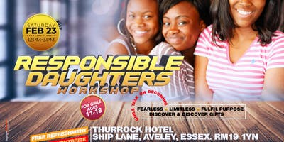 Responsible Daughters Workshop