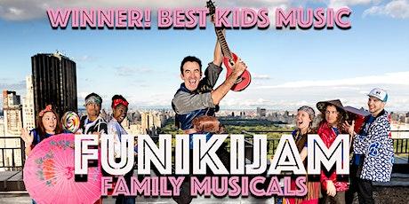 The FunikiJam Show tickets