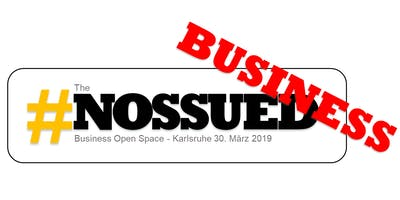 #NOSSUED-BUSINESS Business Open Space 2019