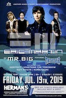 Eric Martin Of Mr Big, Featuring Trixter