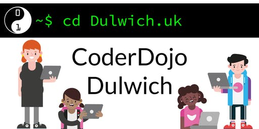 CoderDojo Dulwich #8 @ The Charter School East Dulwich [Sept 2019]