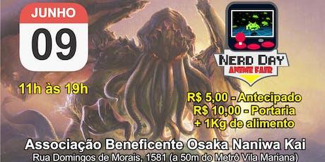 Geek Fair São Paulo 2019 - Encontro Nekotuber ingressos