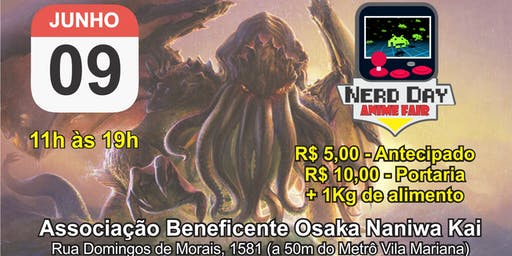 Geek Fair São Paulo 2019 - Encontro Nekotuber
