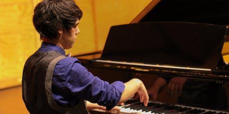 Sebastian Gallardo  Concierto de Piano tickets