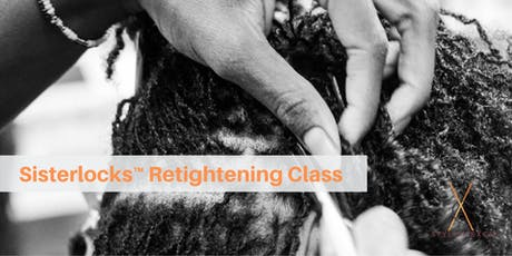 Sisterlocks™️ Retightening Class tickets