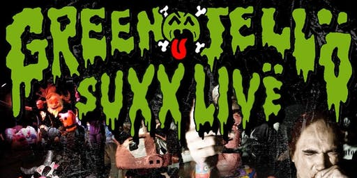 Enso Presents Green Jellÿ Punk Rock Puppet Show in The Panic Room