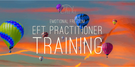 EFT (Tapping) Practitioner Training tickets