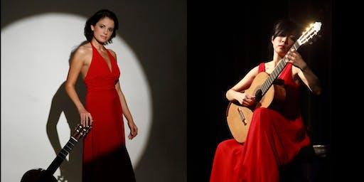 Virtuosas of the Guitar: An Evening with Ana Vidovic & Xuefei Yang
