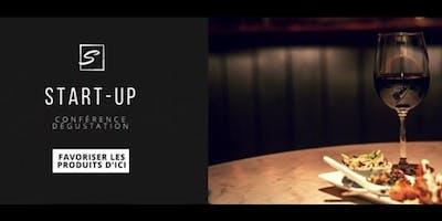 Start-Up Conférence Dégustation