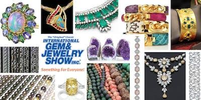 The International Gem & Jewelry Show - Houston, TX