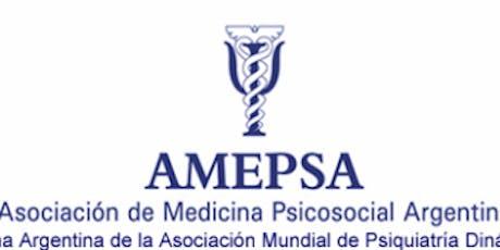 AMEPSA Curso 2019 Poder, Fanatismo, Resiliencia tickets