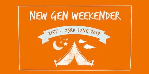New Gen Weekender 2019