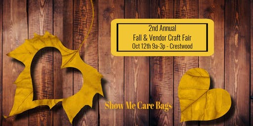 2nd Annual Fall Vendor & Craft Fair