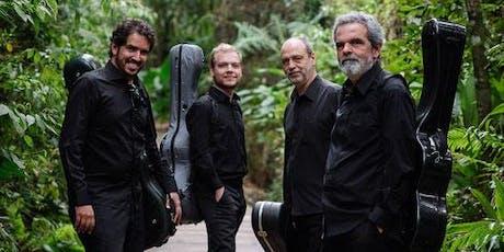 Brazilian Guitar Quartet tickets