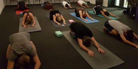 Vinyasa Flow Yoga, Liverpool St tickets