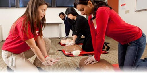 Heartsaver CPR and AED (for NON-healthcare workers who need certification)