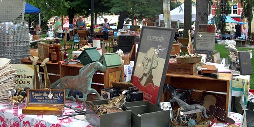 Savage Finds Spring Flea Market - Spring At The Silos Weekend