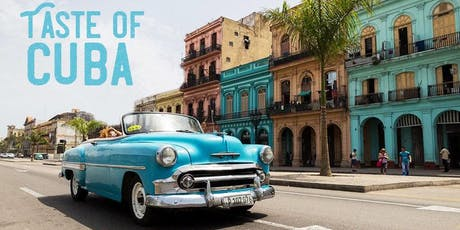 Taste of Cuba tickets