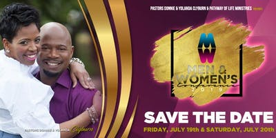 """Pathway of Life Ministries """"Under Construction"""" Men & Women Conference 2019"""