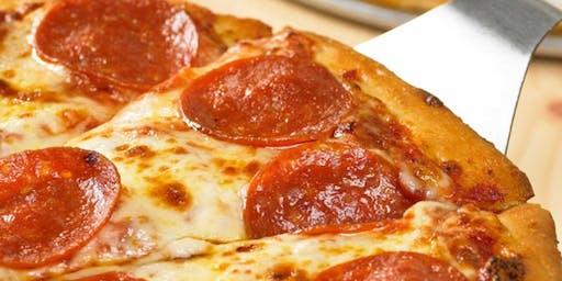 "Kids Cooking Summer Camp, Week 8 ""It's A Pizzeria"""