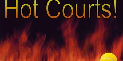 Hot Courts 2019 (drop-in tennis every Thursday evening)