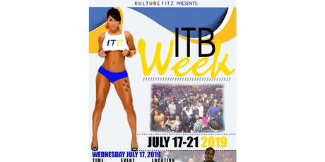 ITB Week * Stillwater tickets
