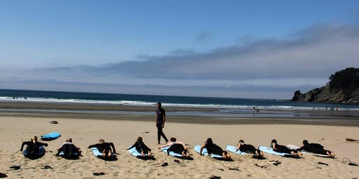 Portland Girl Surf Camp- July 27th