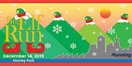 Big Elf Run 2019 (Vancouver) tickets