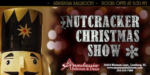 Nutcracker Christmas Show Spectacle
