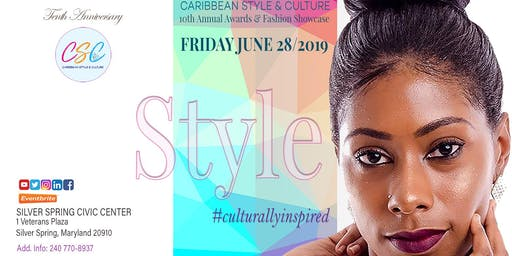 Caribbean Style & Culture Awards & Fashion Showcase