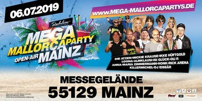 MEGA-Mallorcaparty Mainz - OPEN AIR