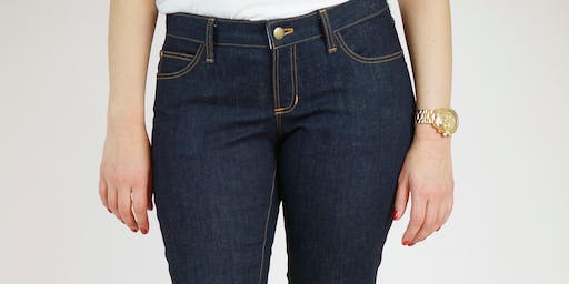 Sew Your Own Jeans! -Weekend Workshop