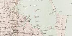 Using digitised maps to enhance research