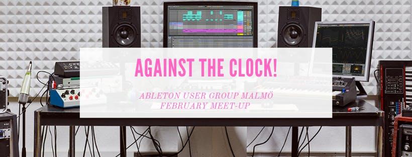 Ableton User Group - Malmö - February meet-up