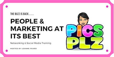 The Social Media Buzz - Networking & Training (Instagram)