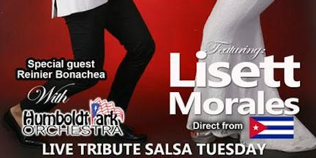 Live Tribute Salsa Tuesday – Tribute to Celia ft Lisett Morales tickets