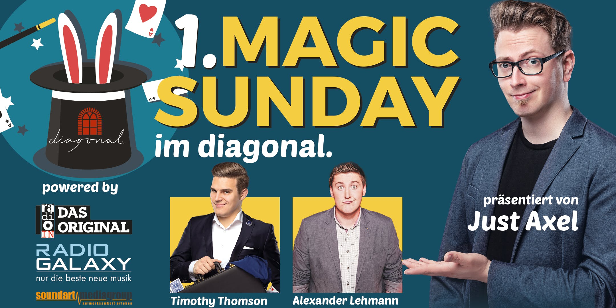 1. Magic Sunday Ingolstadt