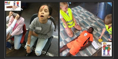 Little First Aiders - First Aid Fun For Kids - BLA