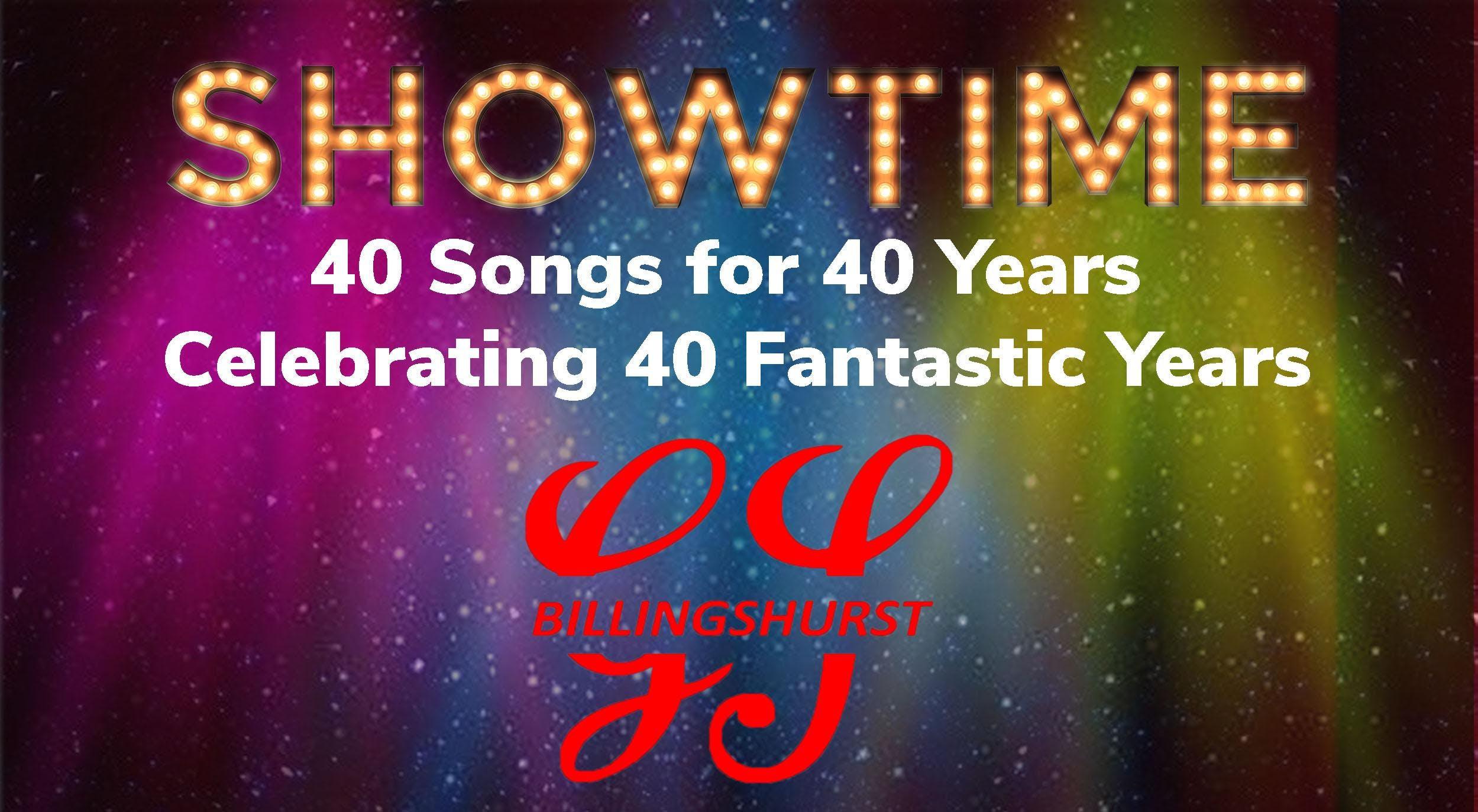 Showtime - Billingshurst Gang Show Saturday N