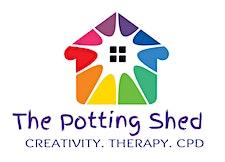 The Potting Shed logo