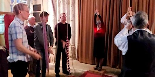 St Ives bellringing practice